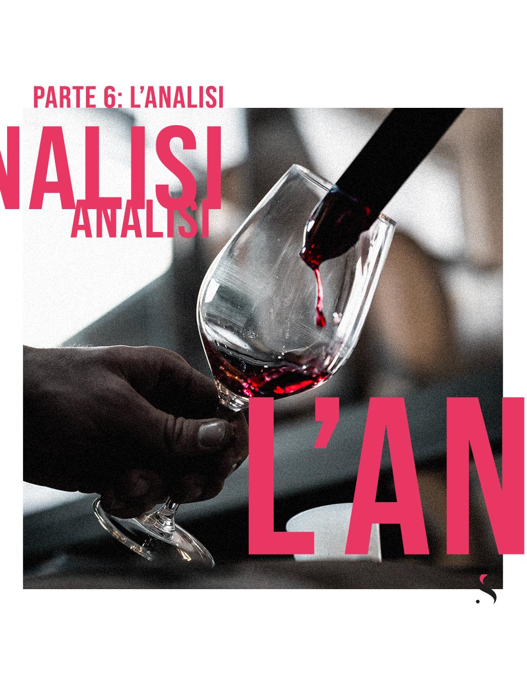 L'analisi dei dati marketing del vino