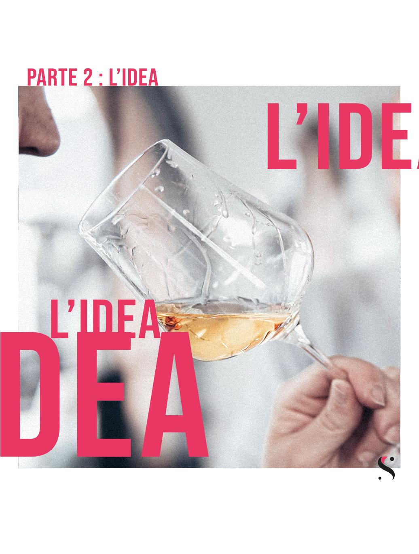 L'idea di marketing del vino